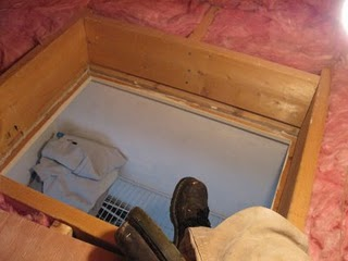 How To Insulate An Attic Hatch