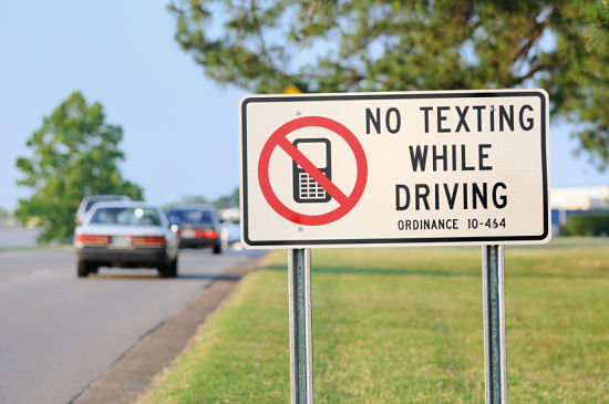 Text Messaging and Driving