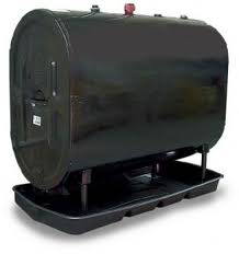 Removing An Oil Tank