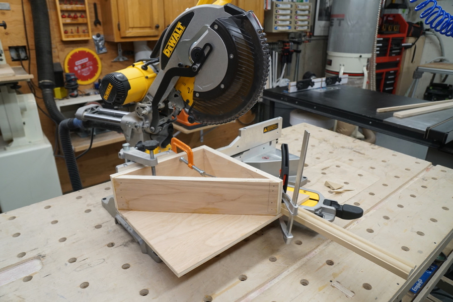 Cutting Acute Angles Concord Carpenter