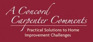A Concord Carpenter  logo