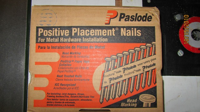 Paper Collated Nails A Concord Carpenter