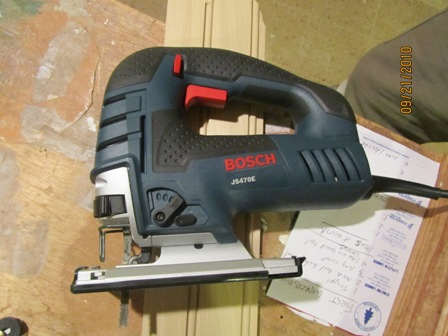 Bosch Top Handle Jig Saw Js470e A Concord Carpenter