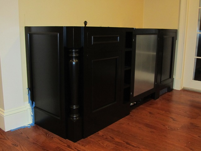 how to install kitchen cabinets a concord carpenter. Black Bedroom Furniture Sets. Home Design Ideas