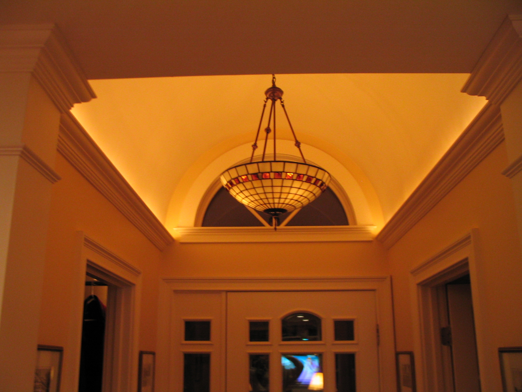 Led Lights Vaulted Ceiling : Designing with rope lighting a concord carpenter