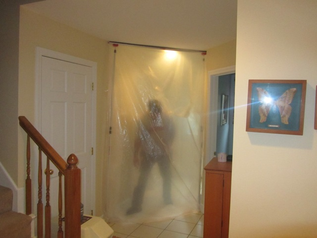 Zip Wall Dust Containment System A Concord Carpenter