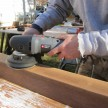 PORTER-CABLE's Low Profile Sander Review