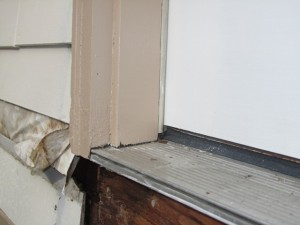 Exterior Door Flashing Issue & Exterior Door Flashing Issue - A Concord Carpenter