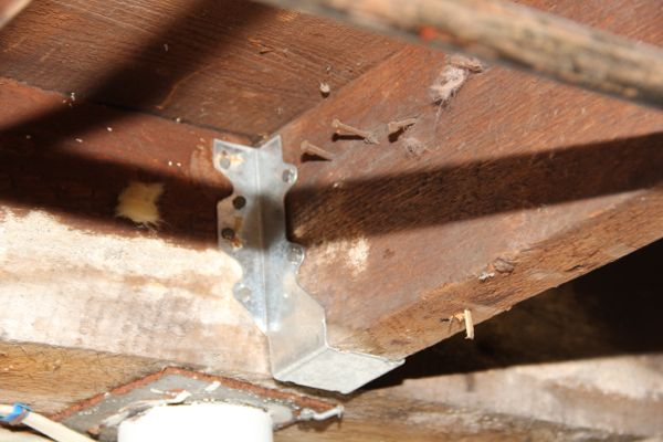 Adding Joist Hangers To Old Joists