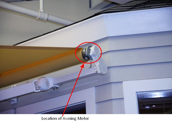 Lovely Somfy Awning Recall