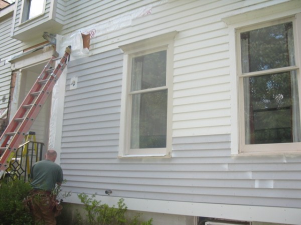 Installing Wood Clapboard A Concord Carpenter