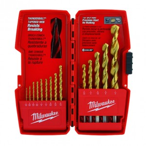 Milwaukee Thunderbolt drill bits