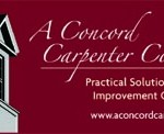A Concord Carpenter Blog Badge
