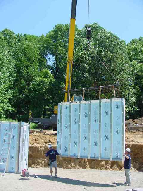 Superior Walls Provides Foundation Systems For Three