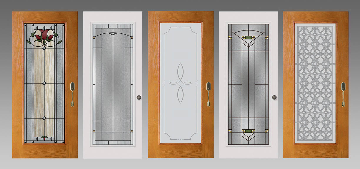 ODL® Offers The Most Doorglass Designs To Fit Any Style, Budget, Décor Five  New Decorative Doorglass Designs Introduced