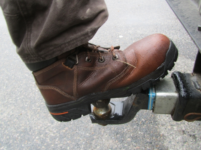 Timberland PRO Helix 6 Inch WP Safety Toe A Concord Carpenter