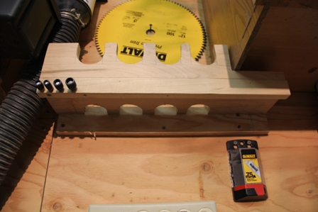 Holding ... & Cordless Drill Storage Station - A Concord Carpenter