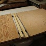 Edging before glue up