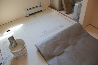 Nuheat Radiant Floor Heating A Concord Carpenter