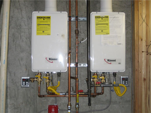 On Demand Water Heaters A Concord Carpenter