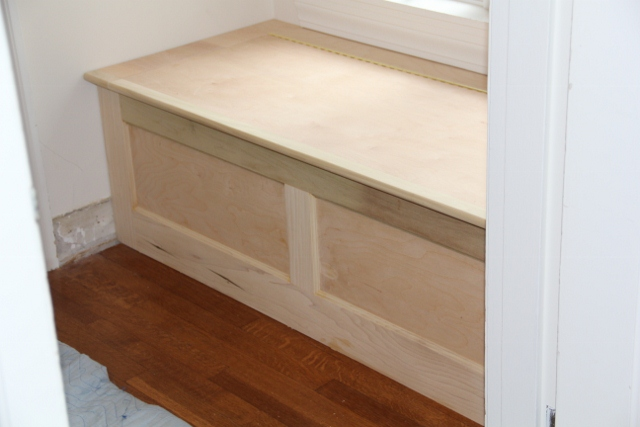 Applying Solid Edging To Plywood Edges - A Concord Carpenter