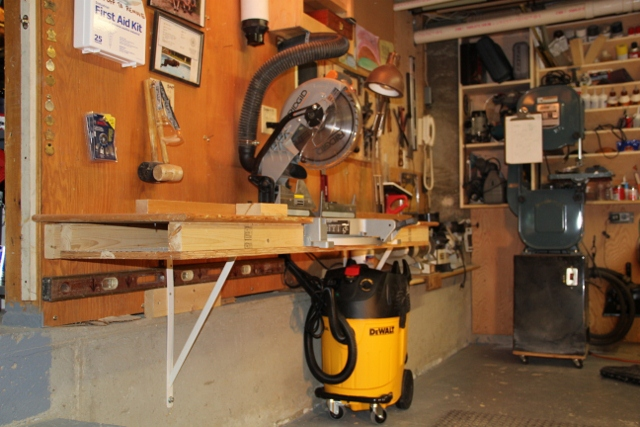 Dewalt Dust Extractor >> Dust Collection At The Source - A Concord Carpenter