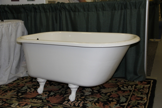 Famous Install A Bath Spout Thin Bathroom Fixture Stores Clean 29 Inch Bathroom Vanity With Sink Very Small Bathtubs Uk Old Small Bathroom Pictures Before And After PurplePainted Bathroom Floors Pinterest Re Glazing Clawfoot Tub Vs Replacement   A Concord Carpenter