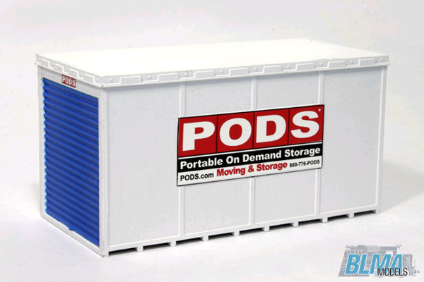Pods A Smart Durable And Affordable Storage System Portable On Demand