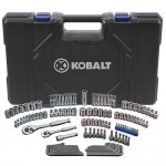 Kobalt 129 pc Drive Mechanics Tool Set