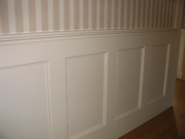 Chair Rail Molding Installation: