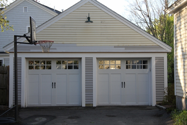 overall impression of the clopay coachman garage door makeover - Clopay Garage Doors