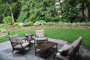 Blueston Patio