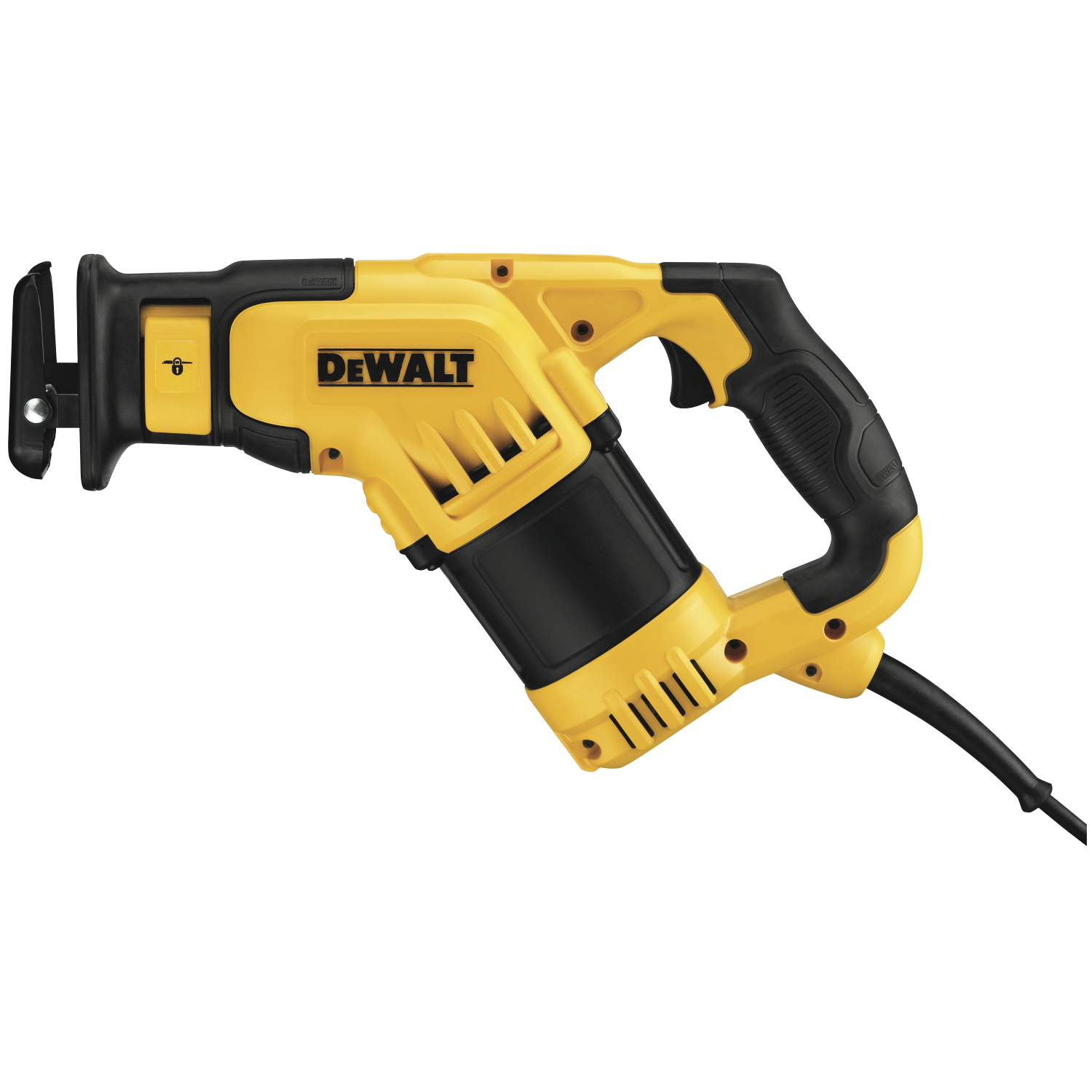 Dewalt dwe357 compact reciprocating saw greentooth