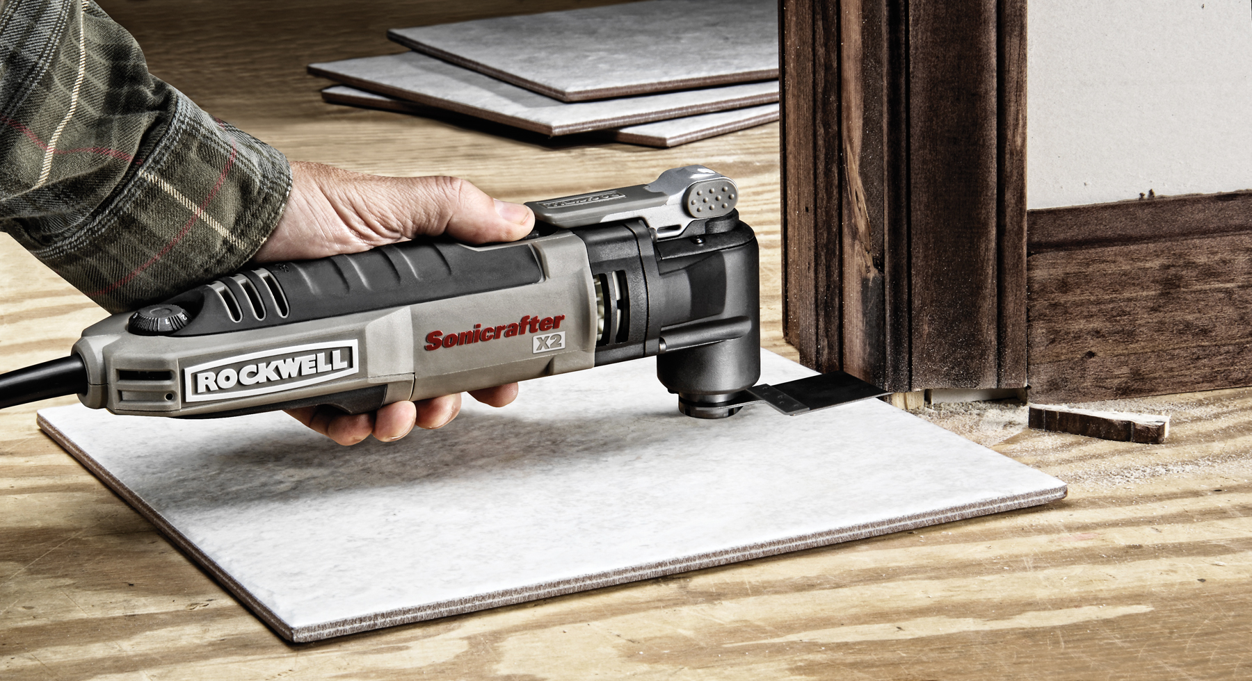 Rockwell oscillating tools