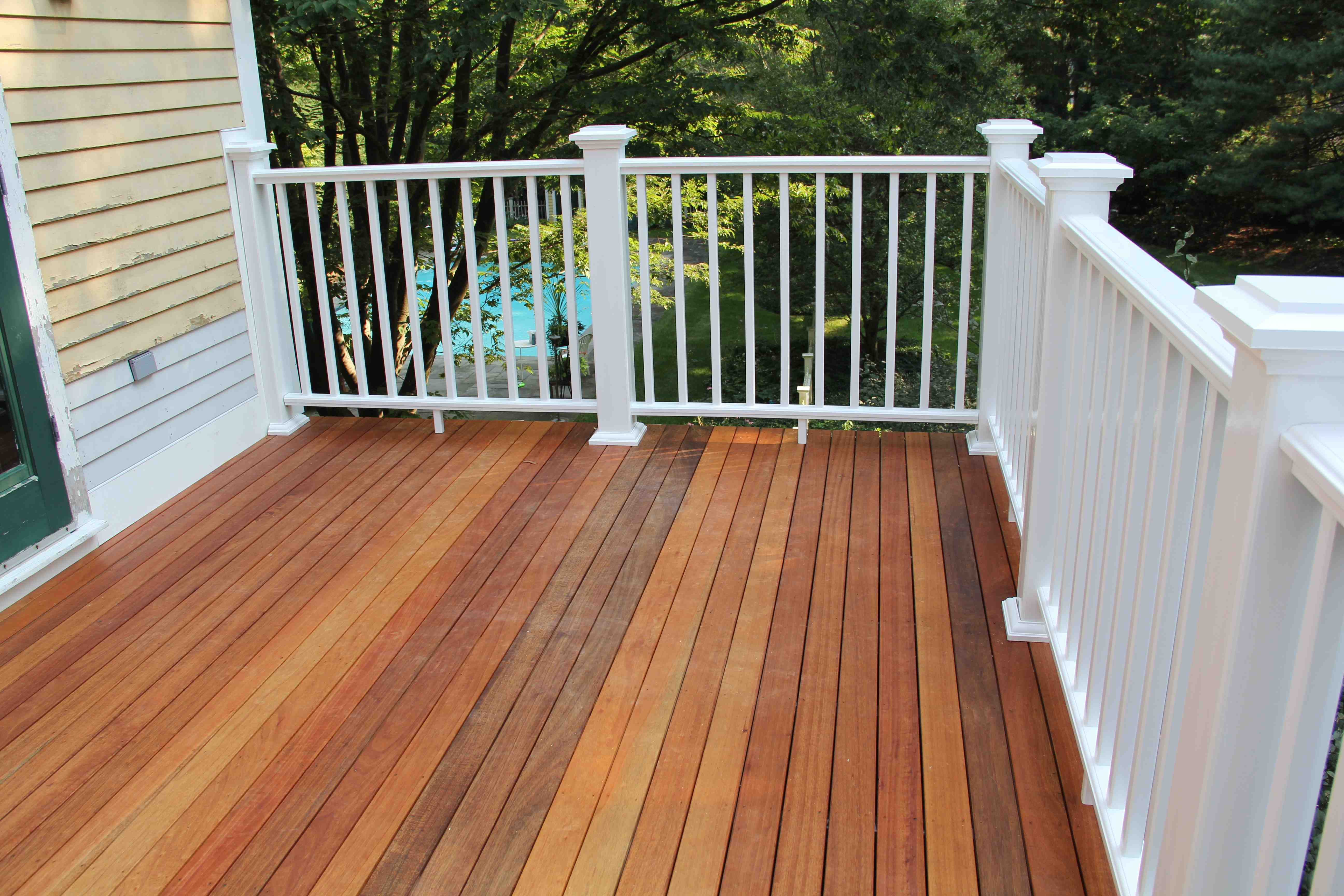 Roof deck for How to build a low deck