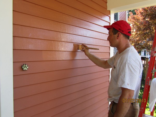 Clapboard Siding Paint Or Replace A Concord Carpenter