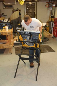 Bosch Vs Dewalt Portable Jobsite Table Saw Stand