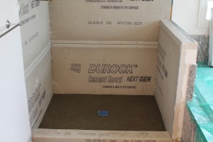 Water Proofing Your Shower