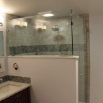 Frameless Glass Shower Enclosures