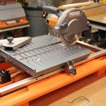 RIDGID 7 Inch tile Saw