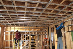How To Soundproof A Ceiling And Wall