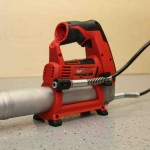 Milwaukee M12 Cordless Grease Gun 2446-21
