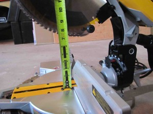 DEWALT DW716 Miter Saw Review