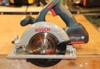 Bosch CCS180 Circular Saw Review