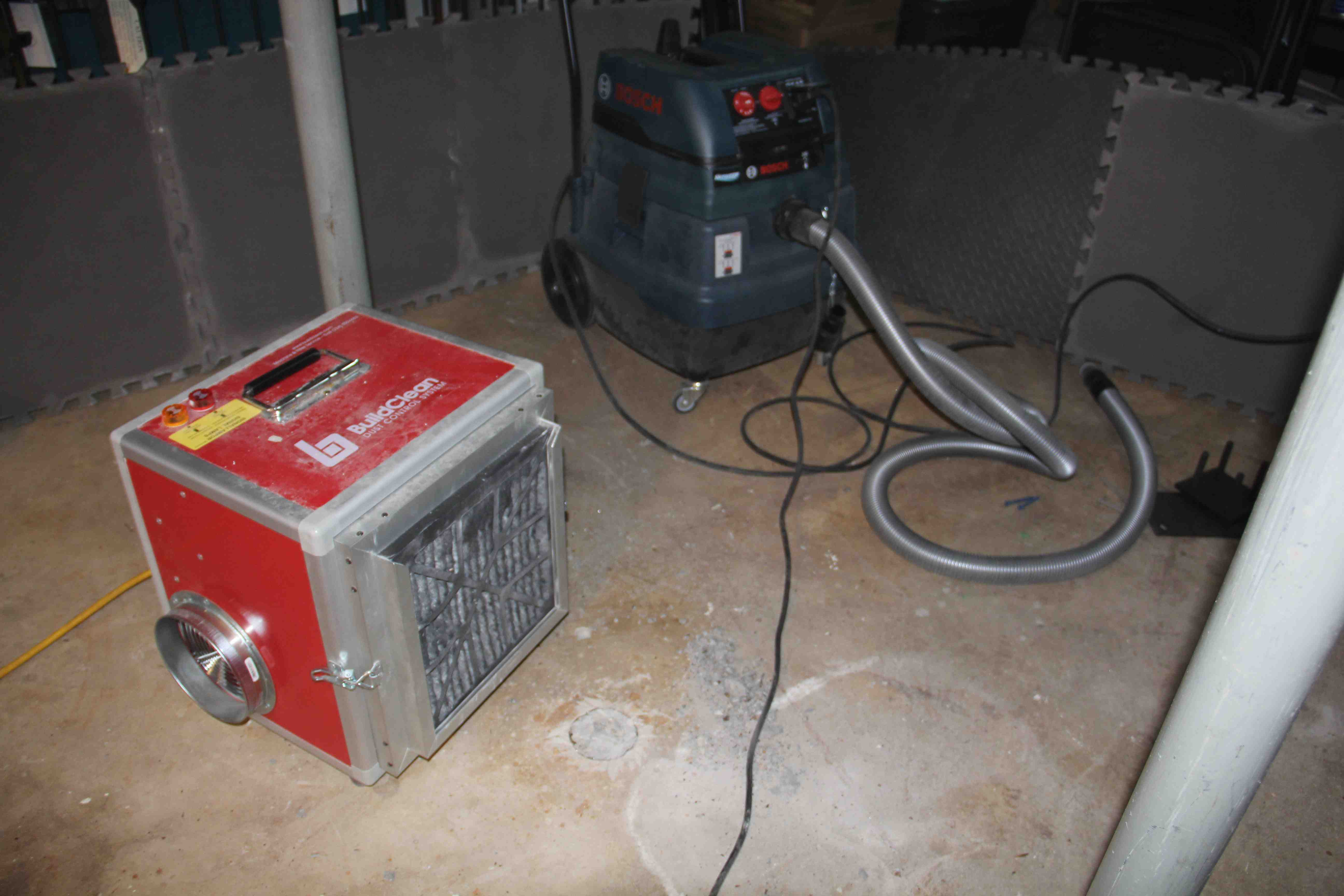 Protecting A House From Dust During Construction A