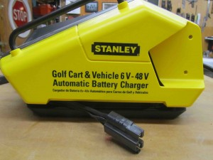 Stanley GBCPRO Battery Charger