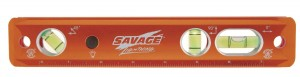 Swanson TLL049M 9-Inch Lighted Torpedo Level with 2 Energizer Batteries and Neodymium Magnets