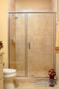 Basco shower door