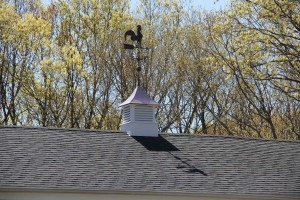 How To Install A Decorative Cupola