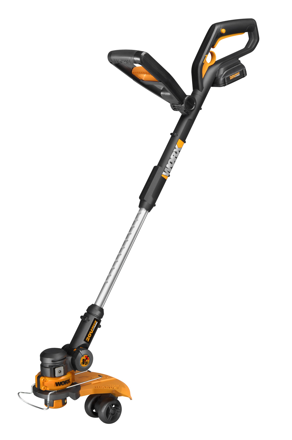 Worx 20 Volt 2 0 Gt Trimmer Edger Mini Mower